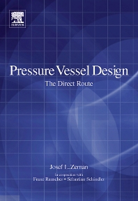 Cover image for Pressure Vessel Design: The Direct Route