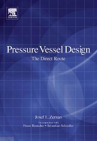 Cover image for Pressure Vessel Design: The Direct Route