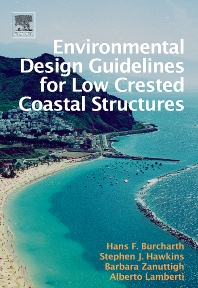Cover image for Environmental Design Guidelines for Low Crested Coastal Structures