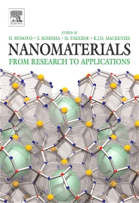 Cover image for Nanomaterials