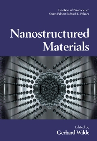 Cover image for Nanostructured Materials