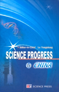 Cover image for Science Progress in China