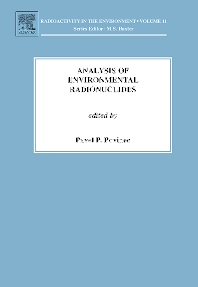 Cover image for Analysis of Environmental Radionuclides