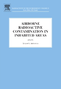 Cover image for Airborne Radioactive Contamination in Inhabited Areas