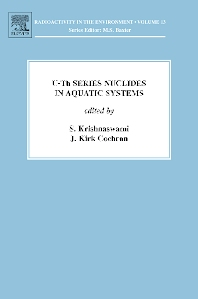 U-Th Series Nuclides in Aquatic Systems - 1st Edition - ISBN: 9780080450124, 9780080564883