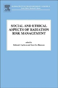 Cover image for Social and Ethical Aspects of Radiation Risk Management