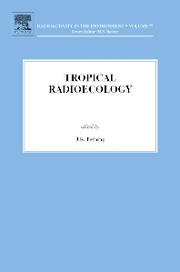 Cover image for Tropical Radioecology