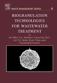 Cover image for Biogranulation Technologies for Wastewater Treatment