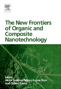 Cover image for The New Frontiers of Organic and Composite Nanotechnology