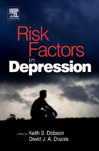 Cover image for Risk Factors in Depression