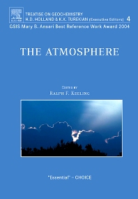 The Atmosphere, 1st Edition,Lynn Russell,Ralph Keeling,ISBN9780080450919