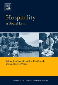 Hospitality - 1st Edition - ISBN: 9780080450933