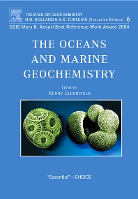 The Oceans and Marine Geochemistry - 1st Edition - ISBN: 9780080451015, 9780080914381