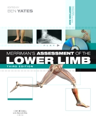 Merriman's Assessment of the Lower Limb - 3rd Edition - ISBN: 9780702052477, 9780702050626