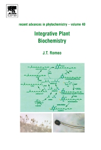 Book Series: Integrative Plant Biochemistry