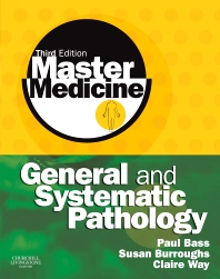 Cover image for Master Medicine: General and Systematic Pathology