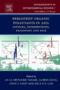 Cover image for Persistent Organic Pollutants in Asia