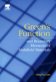 Green's Function and Boundary Elements of Multifield Materials - 1st Edition - ISBN: 9780080451343, 9780080478067