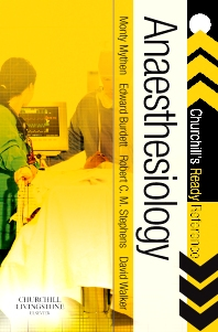 Cover image for Anaesthesiology