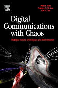 Cover image for Digital Communications with Chaos