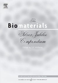Cover image for The Biomaterials: Silver Jubilee Compendium