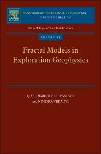 Cover image for Fractal Models in Exploration Geophysics