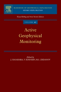 Active Geophysical Monitoring, 1st Edition,Junzo Kasahara,Valeri Korneev,Michael Zhdanov,ISBN9780080452623