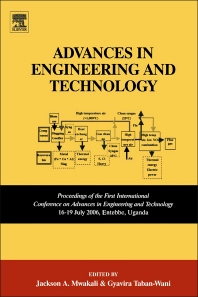 Cover image for Proceedings from the International Conference on Advances in Engineering and Technology (AET2006)