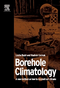 Cover image for Borehole Climatology