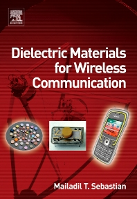 Cover image for Dielectric Materials for Wireless Communication