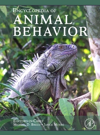 Cover image for Encyclopedia of Animal Behavior