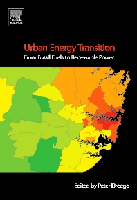 Cover image for Urban Energy Transition