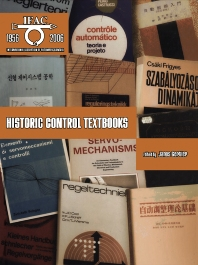 Historic Control Textbooks, 1st Edition,Janos Gertler,ISBN9780080453460