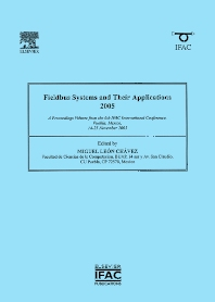 Cover image for Fieldbus Systems and Their Applications 2005