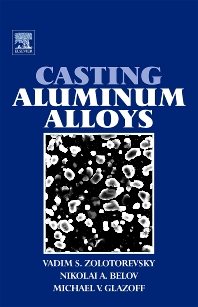 Aluminum Alloy Castings Properties Processes And Applications Pdf