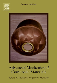 Cover image for Advanced Mechanics of Composite Materials