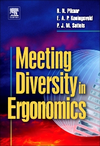 Cover image for Meeting Diversity in Ergonomics