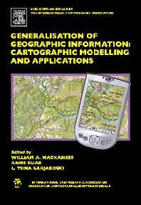 Cover image for Generalisation of Geographic Information