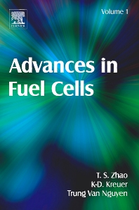Advances in Fuel Cells, 1st Edition,Tim Zhao,K.-D. Kreuer,Trung Van Nguyen,ISBN9780080453941