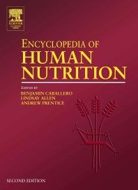 Cover image for Encyclopedia of Human Nutrition, Four-Volume Set