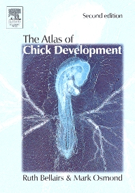 Cover image for Atlas of Chick Development