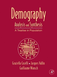 Cover image for Demography: Analysis and Synthesis, Four Volume Set