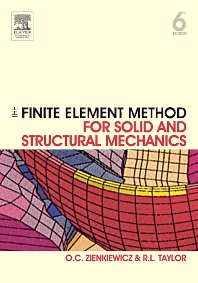 Cover image for The Finite Element Method for Solid and Structural Mechanics