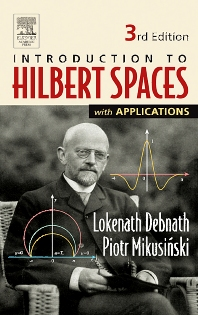 Cover image for Introduction to Hilbert Spaces with Applications