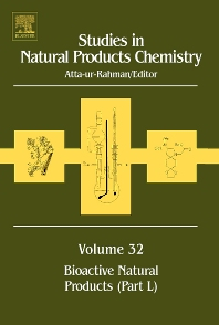 Studies in Natural Products Chemistry, 1st Edition,Atta-ur- Rahman,ISBN9780080458472