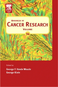 Advances in Cancer Research, 1st Edition,George Vande Woude,George Klein,ISBN9780080458908