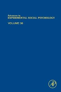 9780080463308 - Advances in Experimental Social Psychology - 書