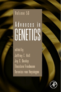 Advances in Genetics, 1st Edition,Jeffrey Hall,ISBN9780080463315