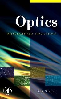 9780080463919 - Optics - Livre
