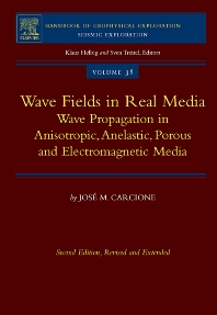 Wave Fields in Real Media, 2nd Edition,J. Carcione,ISBN9780080464084